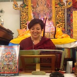 Maestra Tina Pema De Khie La